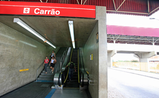 Carrão Station